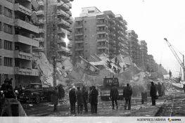 1977 Earthquake in Bucharest