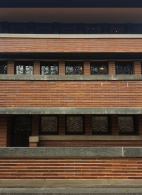 Textures of Robie house