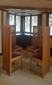 dining chairs, no dining table yet