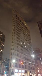 Terrible photo of Flatiron Building