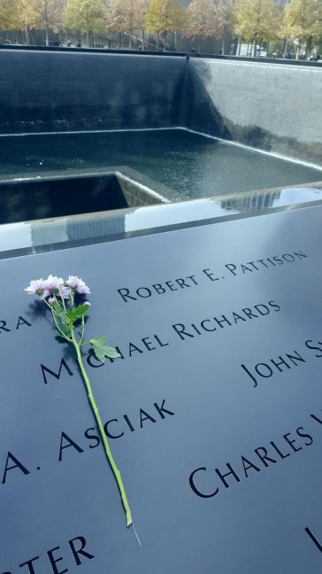 9/11 memorials were moving