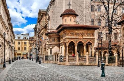 Stravopoleus Church in Old Town