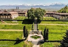 The setting - Brukenthal Summer Palace