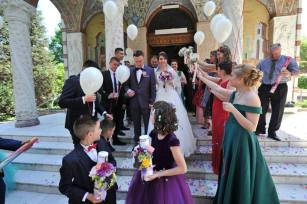 Claudia's wedding